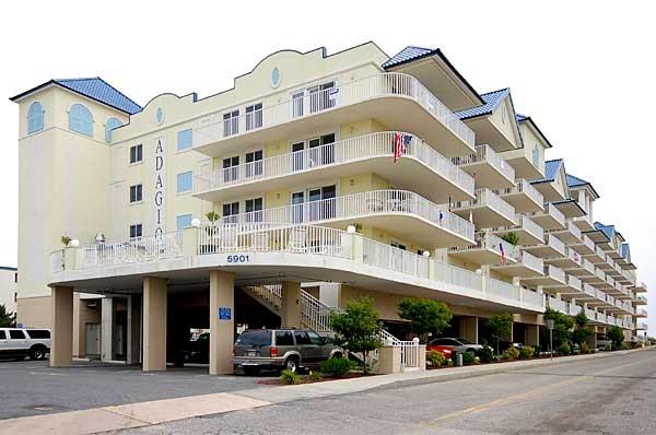 Adagio ocean city rentals vacation rentals in ocean - 2 bedroom condos for sale in ocean city nj ...
