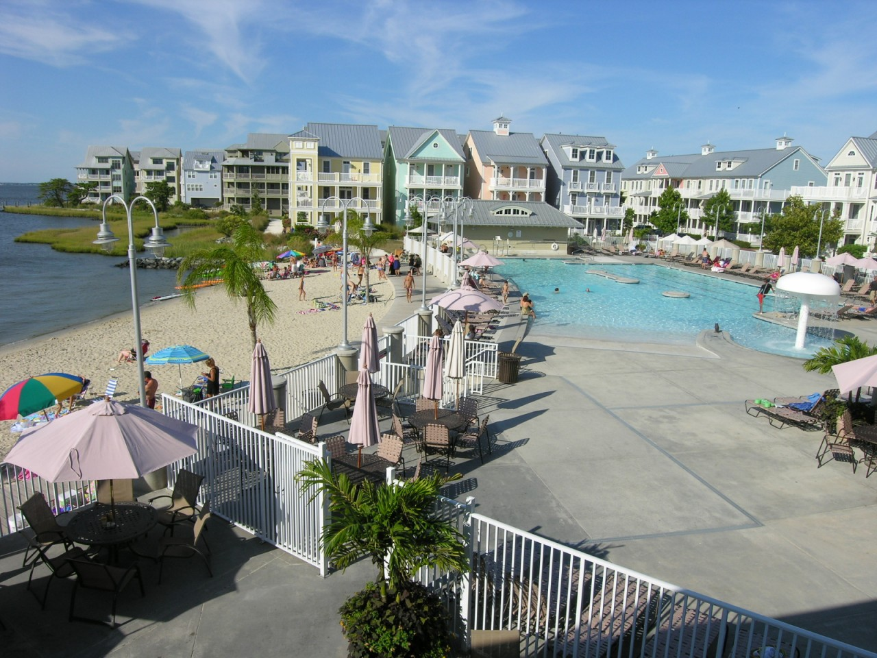 Sunset Beach Ocean City Maryland Rentals