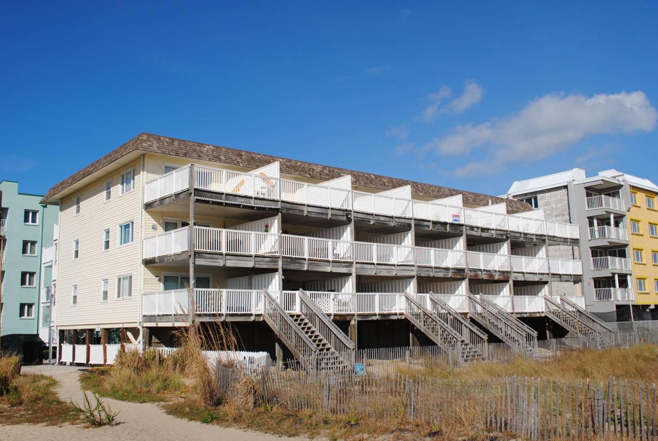 Beachcrest 5 Ocean City Rentals Vacation Rentals In