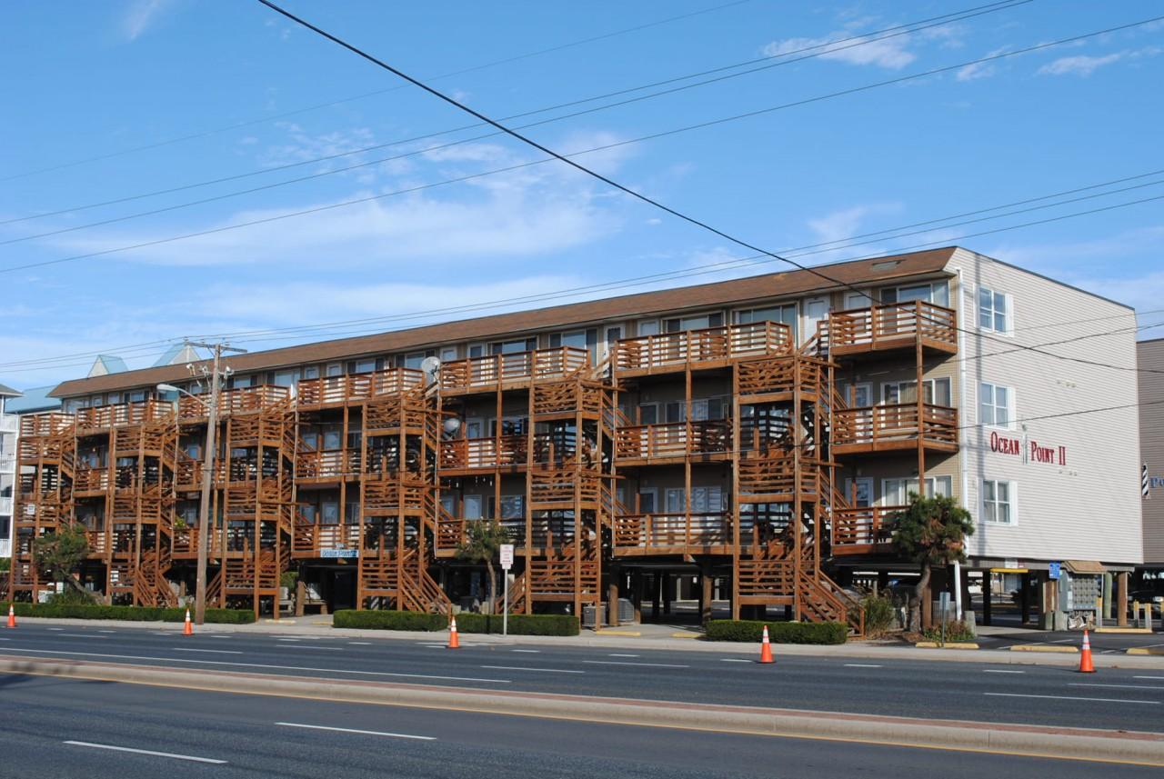 Oceanpoint Ii 109 Ocean City Rentals Vacation Rentals In Ocean City Md